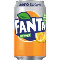 Fanta Zero Orange 24 x 330ml