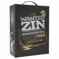 The Wanted Zin Old Vines Puglia IGT 14,5% Bag in Box 3L