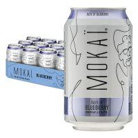 Mokai Blueberry Cider 4.5% 18 x 330ml