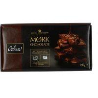 Odense Chocolate Plate Dark 61% 100 gr