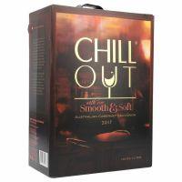 "Chill Out Smooth & Soft Cabernet Sauvignon Punaviini Kuiva 14% ""bag in box"" 3L"