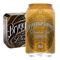 Åbro Brygg Premium Gold 5,9% 24 x 330ml