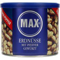 Max Peanuts black pepper 300 g