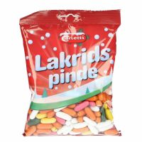 Carletti Licorice Spins Christmas 310 g