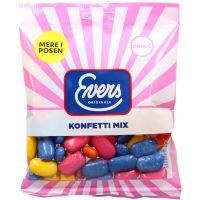 Evers Confetti Mix 210 g