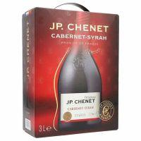 "J.P. Chenet Cabernet Syrah Red Wine Dry 12.5% ""Bag in Box"" 3L"