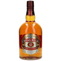 Chivas Regal 12 Year Old Whisky 40% 1L