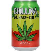 Chillma Die Hanf Cola 24x0,33 ltr.