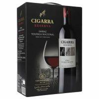 """Cigarra Reserva Shiraz Touriga Nacional  13 %   """"Bag in Box"""" 3L"""