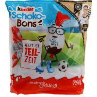 Kinder Schoko-Bons 750g(Best before 30.11.2021)