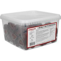 Candyland Choco Foam Hearts 1.2 Kg
