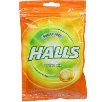 Halls Citrus Mix Sugar Free 65g