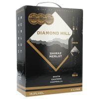 Diamond Hill Shiraz Merlot 13,5% 3 ltr.