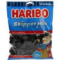 Haribo Skipper Liquorice Mix 375g