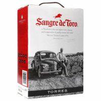 """Torres Sangre de Toro 13,5% """"Bag in Box"""" 3L"""
