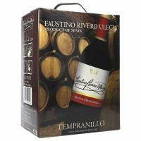 Faustino Rivero Tempranillo Red Wine 12% 5L