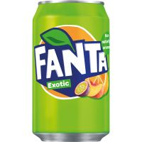 Fanta Exotic 24 x 330ml
