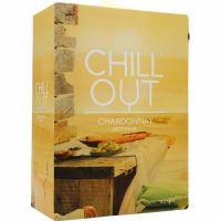"""Chill Out Fruity & Fresh Chardonnay 13,5% """"Bag In Box"""" 3L"""