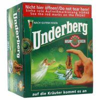 Underberg Herbal Bitters 44% 30 x 20ml