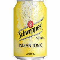Schweppes Indian Tonic Water 24 x 33 cl