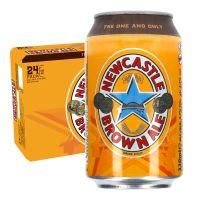 New Castle Brown Ale  4,7% 24 x 330ml
