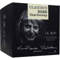 Claude's 2020 Chardonnay 13% 5 ltr