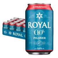 Ceres Royal Non-Alcoholic Beer 0.0% 24x0.33 ltr.