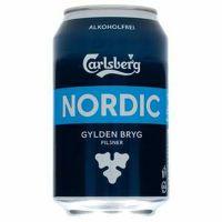 Carlsberg Nordic Non-alcoholic 24 x 33 cl
