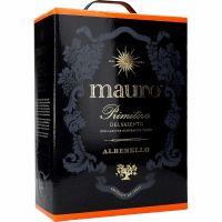 "Mauro Primitivo del Salento IGT 14% ""Bag in Box"" 3L"