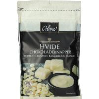 Odense White Chocolate Buttons 150 gr