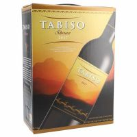 Tabiso Shiraz 13,5 % 3 ltr.