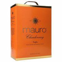"""Mauro Chardonnay 13%   """"Bag in Box"""" 3L"""