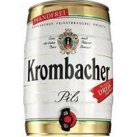 Krombacher Pils 4.8% 5 ltr. Partyfass