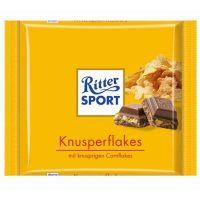 Ritter Sport Crispy Flakes Chocolate 100g