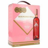 "Diamond Hill Shiraz Rosé 13,5% ""Bag in Box"" 3L"
