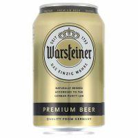 Warsteiner Beer 4.8% 24 x 330ml