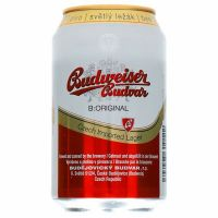 Budweiser Imported Beer 5% 24 x 330ml