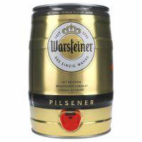 Warsteiner Premium 4.8% 5 ltr.