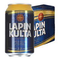 Lapin Kulta Premium 5,2% 24 x 330ml