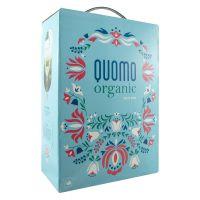 Quomo Organic White Wine 12 % 3 ltr