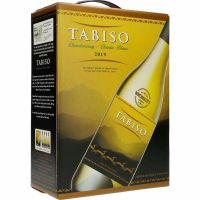 "Tabiso Chardonnay 13%   ""Bag in Box"" 3L"