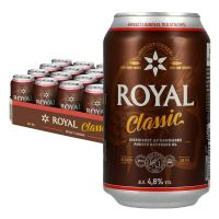 Ceres Royal Classic Beer 4.6% 24 x 330ml