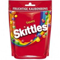 Skittles Dragees Fruits 160g