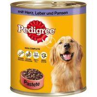 Pedigree Wet Dog Food with Heart, Liver & Rumen 800g