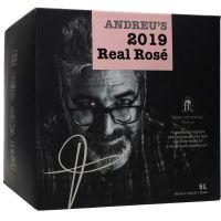 Andreu's 2019 Real Rosé 14.5% 5 ltr