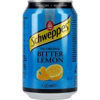 Schweppes Bitter Lemon 24x0,33 ltr.