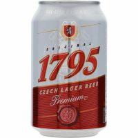 1795 Original Czech Lager 4,7% 24 x 330ml
