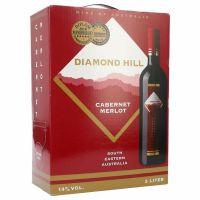 "Diamond Hill Cabernet / Merlot 13,5%   ""Bag in Box"" 3L"