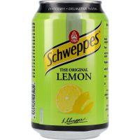 Schweppes Lemon Original 24x0,33 ltr.