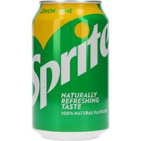 Sprite Lemon-Lime 24X0.33
